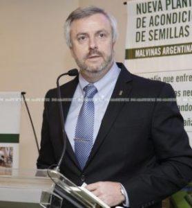 Como una apuesta al algodón, Vaquero anunció que previa aprobación se presentará el evento biotecnológico BGIIRR Flex.