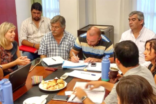 BOSQUES Y COMUNIDAD, PRIMER ENCUENTRO EN CHACO