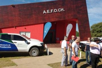 FORESTALES DEL OESTE CHAQUEÑO SIGUEN APOSTANDO A LA PRODUCCION