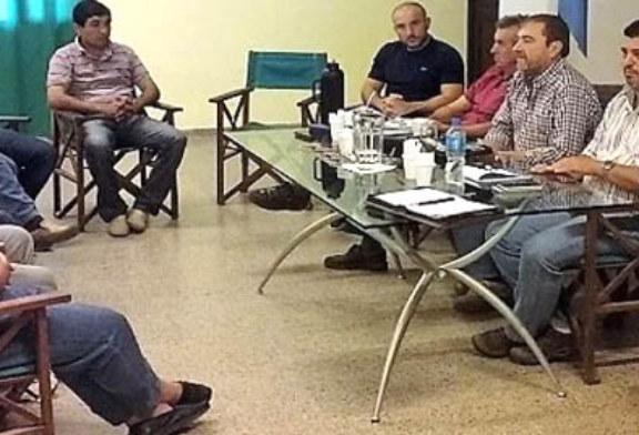 TODO EL ARCO PRODUCTIVO, EN AGENDA DE TRABAJO CON EL MINISTERIO DE LA PRODUCCION