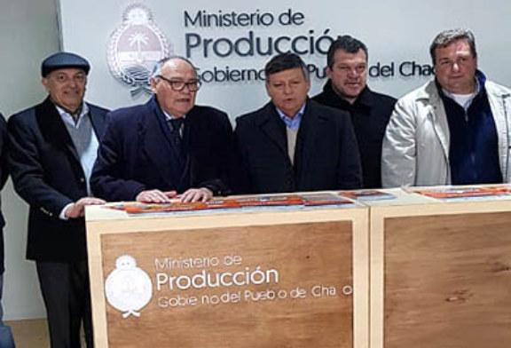 CHACO DICE PRESENTE EN LA RURAL DE PALERMO