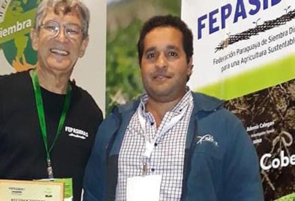 AGROPERFILES EN LAS JORNADAS DE SIEMBRA DIRECTA EN PARAGUAY
