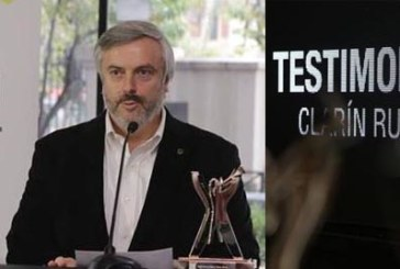 EL PREMIO TESTIMONIO 2018, PARA PABLO VAQUERO