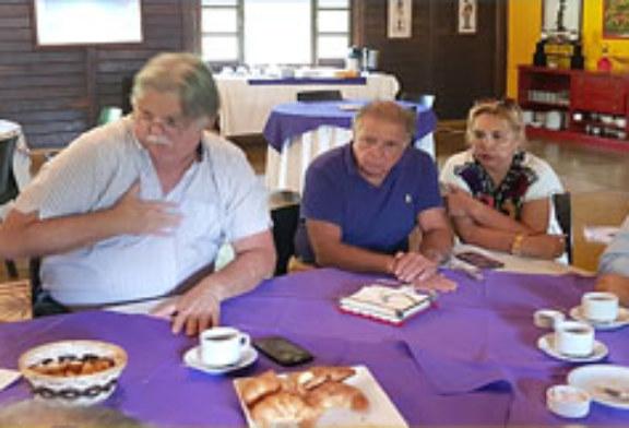 LA ALTA PRESION TRIBUTARIA FUE EXPUESTA AL PRESIDENTE DE LA SRA EN AVIA TERAI