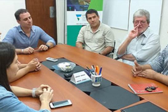 EL GRUPO AGROPERFILES Y LA UNCAUS, AVANZAN EN ACUERDOS DE COLABORACION TECNICA