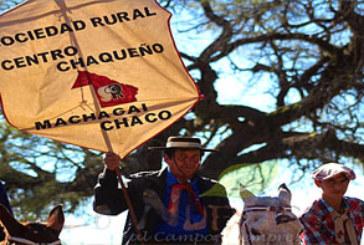 MACHAGAI MOSTRO EL POTENCIAL GANADERO DEL CHACO