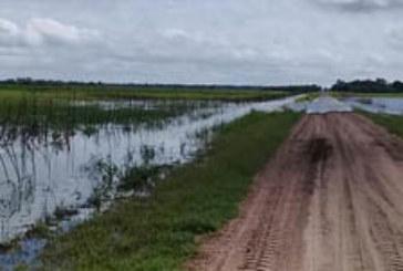 PRODUCTORES DEL NORTE DE SANTA FE RECLAMAN RECONSTRUCCION DE CAMINOS
