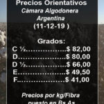 SIGUE EN ALZA EL PRECIO DE LA FIBRA
