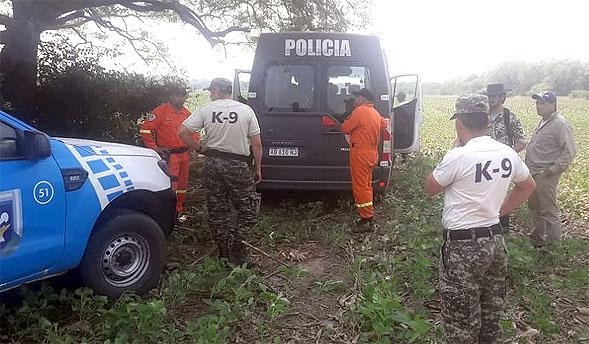 DRAMATICA BUSQUEDA DE UN PRODUCTOR GANADERO